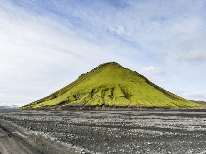 Mt. Mælifell Sandur Iceland