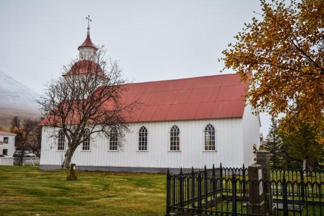 Bauernhofkirche von Möðruvellir