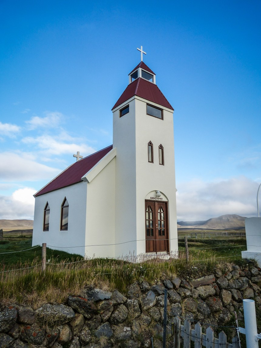 Kirchen in Island – Bauer Jón's Kirche Möðrudalur Church of Iceland (4)
