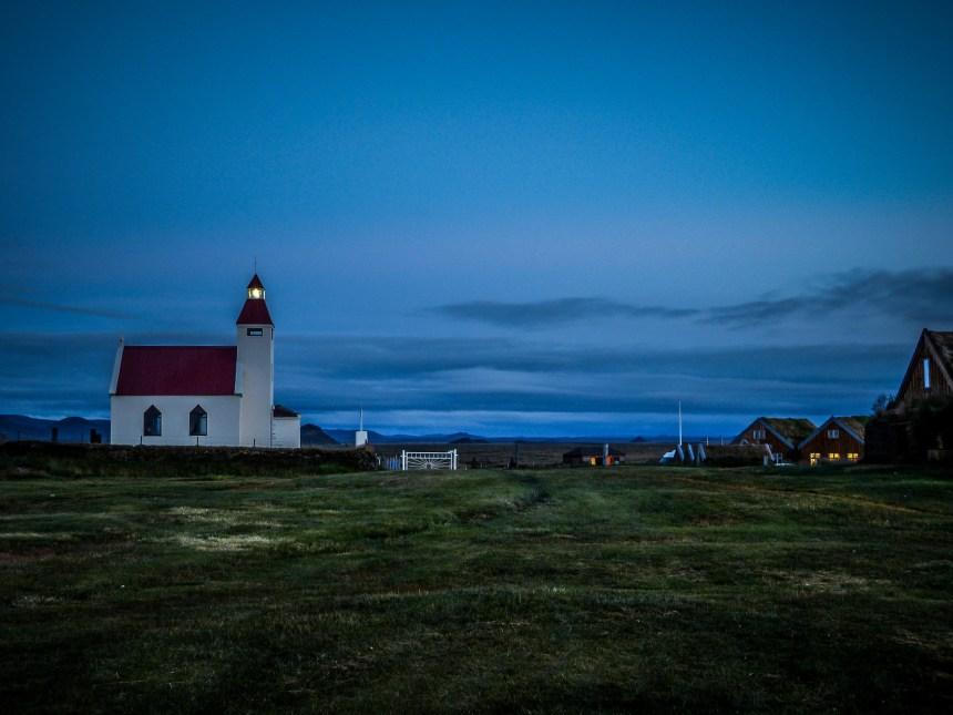Kirchen in Island – Bauer Jón's Kirche Möðrudalur Church of Iceland (7)