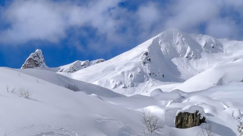 nach dem grossen Schneefall Arosa-1100080