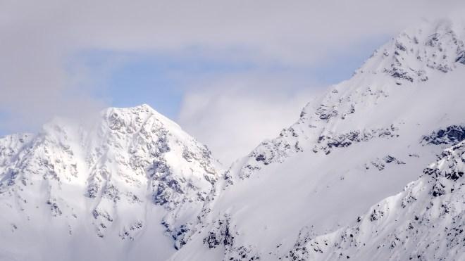 nach dem grossen Schneefall Arosa-1100152