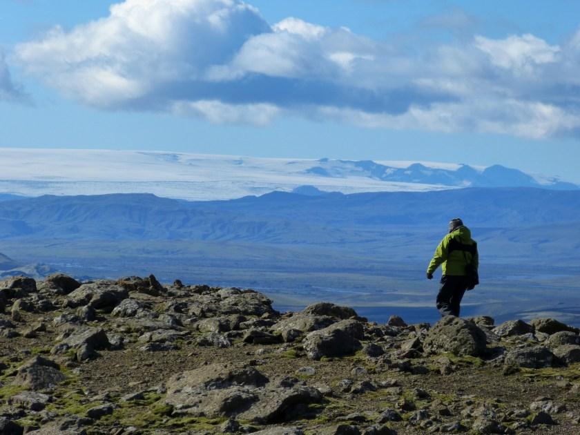 Laki Gigar Iceland Hiking