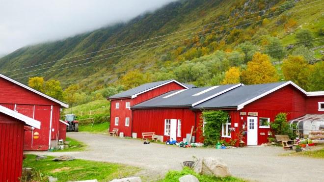 Farm and Creamery Aalan Gård