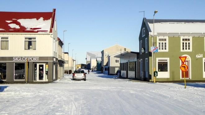 Siglufjördur Iceland