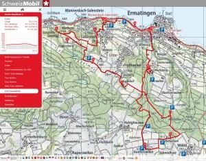 Route Napoléon Schloss Arenenberg