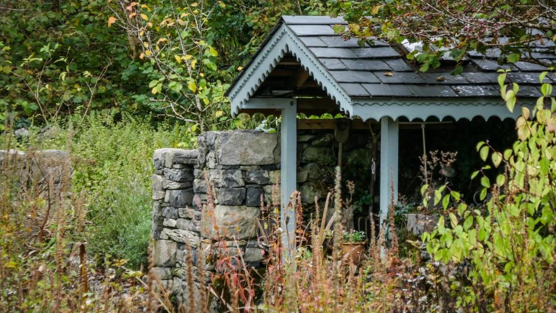 Garden The Burren Perfumery Carron Co. Clare Ireland