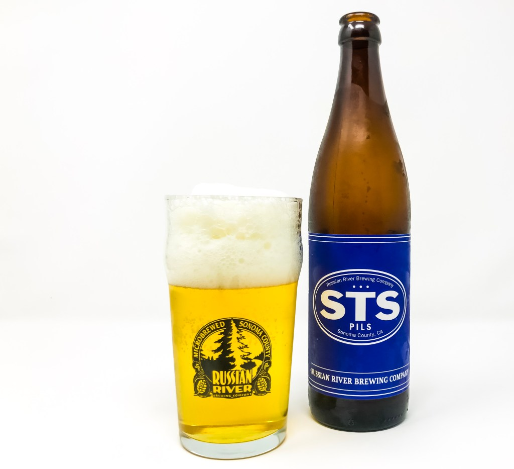 Russian River STS Pils