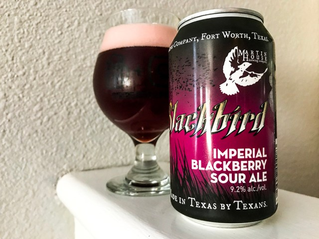 Blackbird blackberry sour