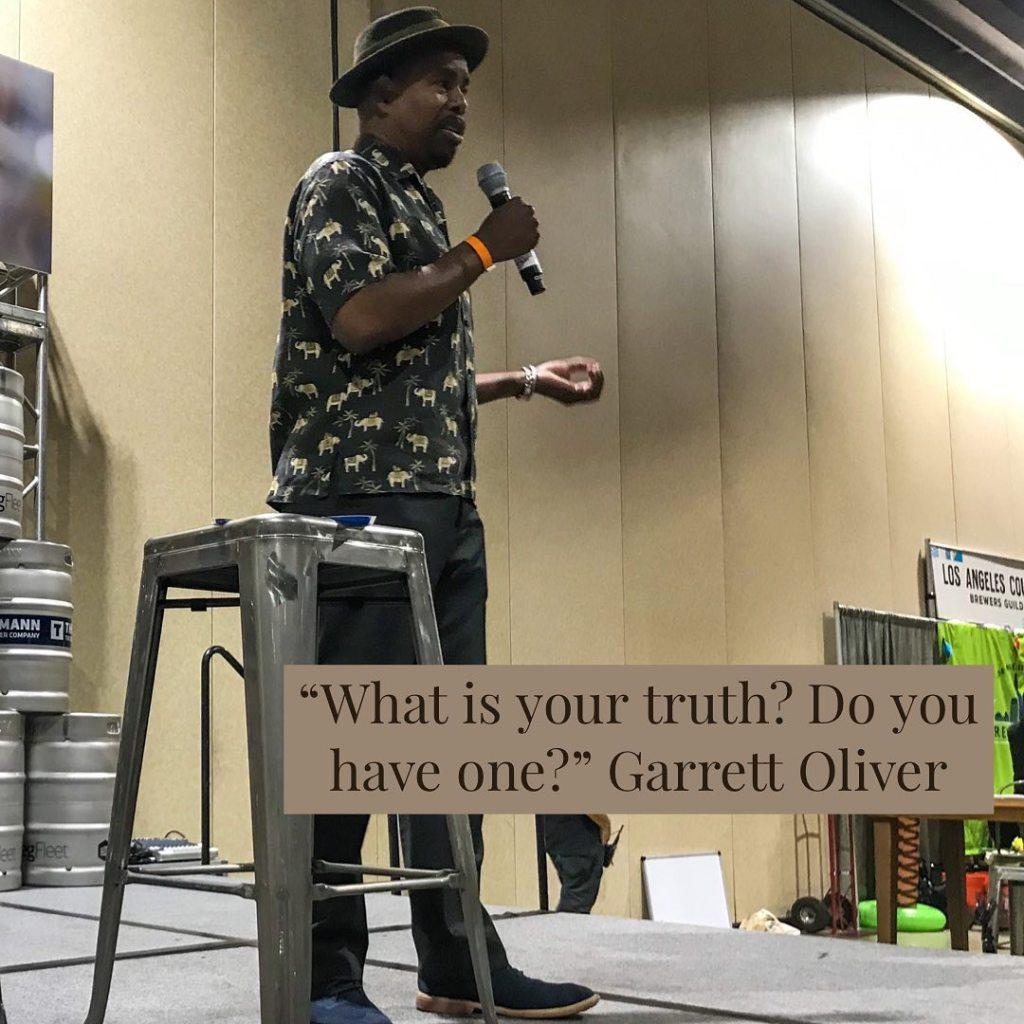 Garrett Oliver
