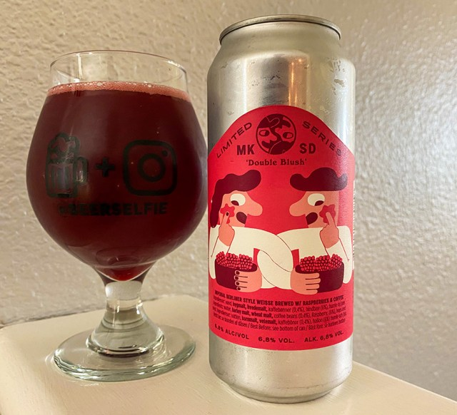 Mikkeller Double Blush