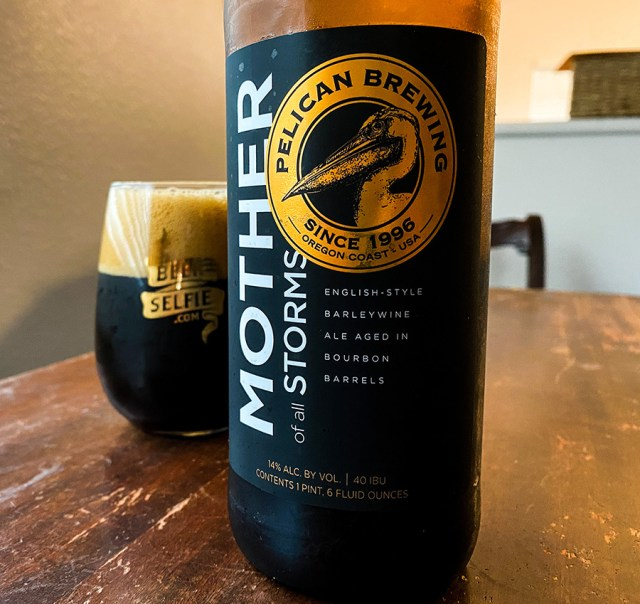 Pelican Mother of all Storms barleywine