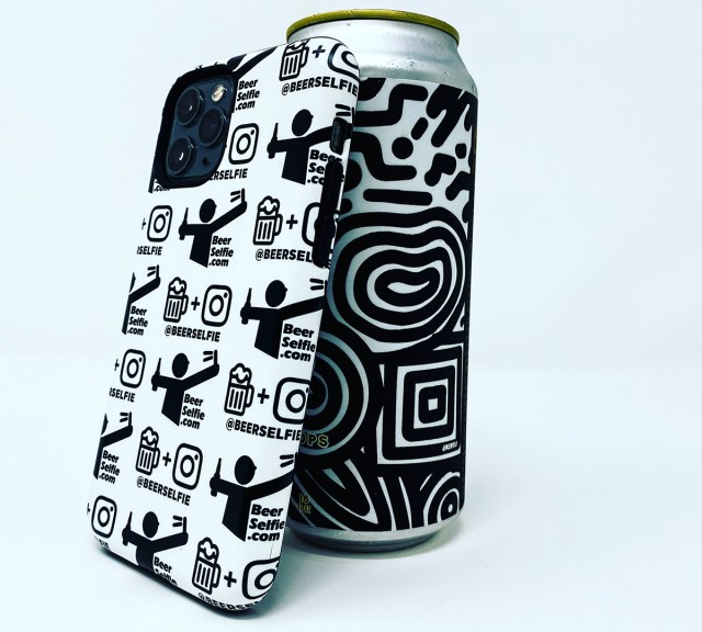 Beer Selfie iPhone 11 Pro Case