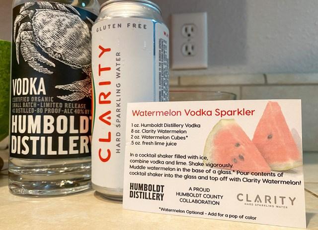 Watermelon Vodka Spakler