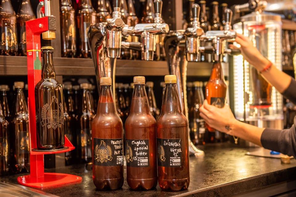Remeselné pivo (Craft Beer)