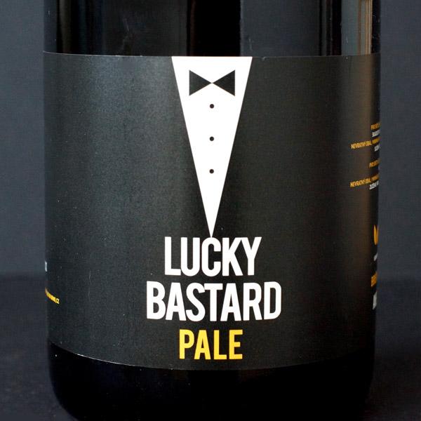 Lucky Bastard Pale