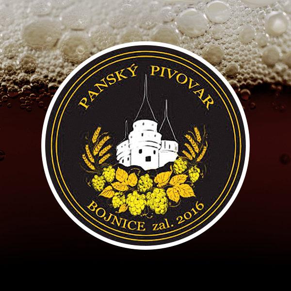 Pansky pivovar Pansky Stout