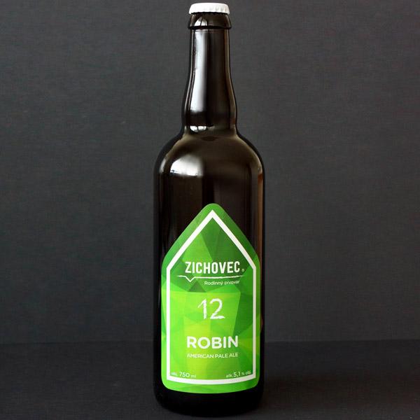 Zichovec; Robin; Robin Zichovec; Beer Station; pivo e-shop; remeselné pivo; remeselný pivovar; craft beer Bratislava; živé pivo