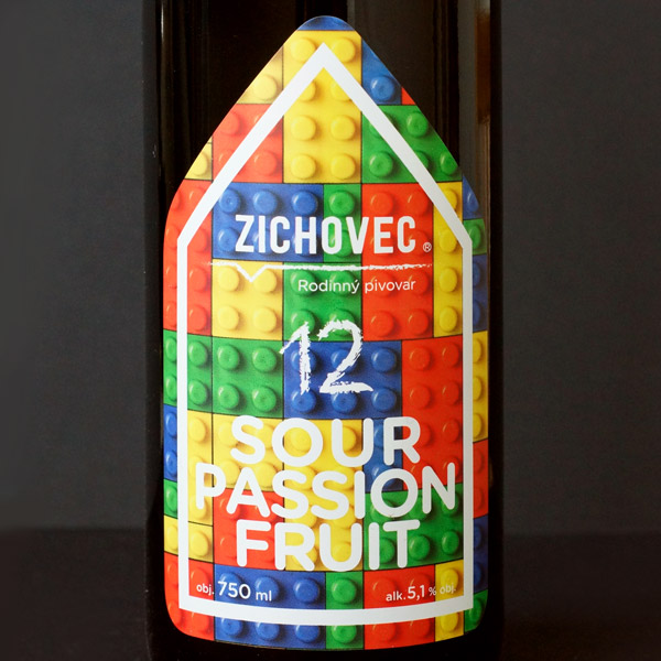 Sour Passion Fruit Zichovec