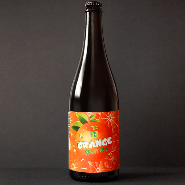 Orange Fruit IPA 15° (Wywar)
