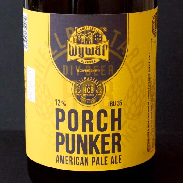 Porch Punker 12; Wywar; Hell Bastard, Remeselne pivo, Zive pivo, Craft Beer