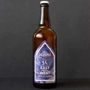 Zichovec; East Meets West 14; East Meets West Zichovec; Beer Station; pivo e-shop; remeselné pivo; remeselný pivovar; craft beer Bratislava; živé pivo