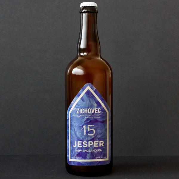 Zichovec; Jesper 15; Jesper Zichovec; NEIPA; Beer Station; pivo e-shop; remeselné pivo; remeselný pivovar; craft beer Bratislava; živé pivo