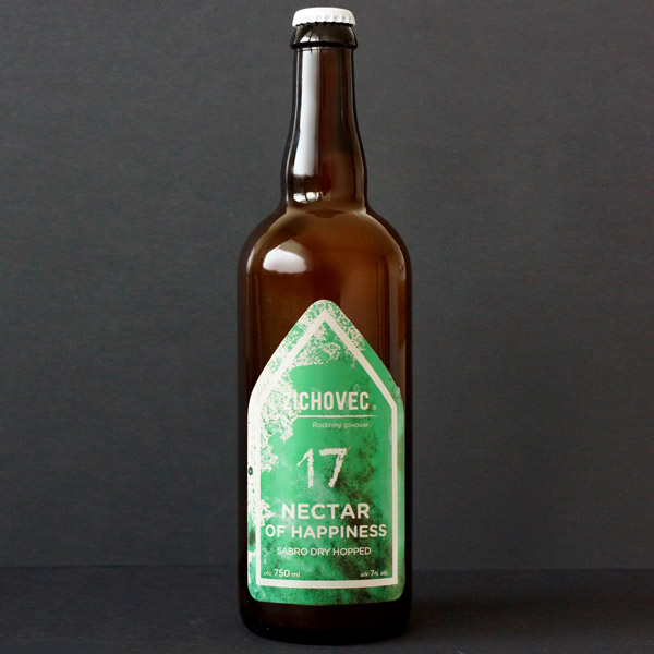 Zichovec; Nectar of Happiness Sabro 17; Nectar of Happiness Sabro Zichovec; NEIPA; Beer Station; pivo e-shop; remeselné pivo; remeselný pivovar; craft beer Bratislava; živé pivo