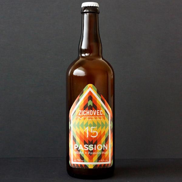 Zichovec; Passion 15; Passion Zichovec; NEIPA; Beer Station; pivo e-shop; remeselné pivo; remeselný pivovar; craft beer Bratislava; živé pivo