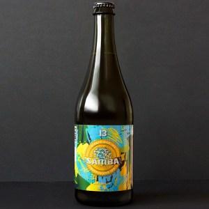 WYWAR; Samba 13°; Craft Beer; Remeselné Pivo; Živé pivo; Beer Station; Fľaškové pivo; IPA; Single Hop