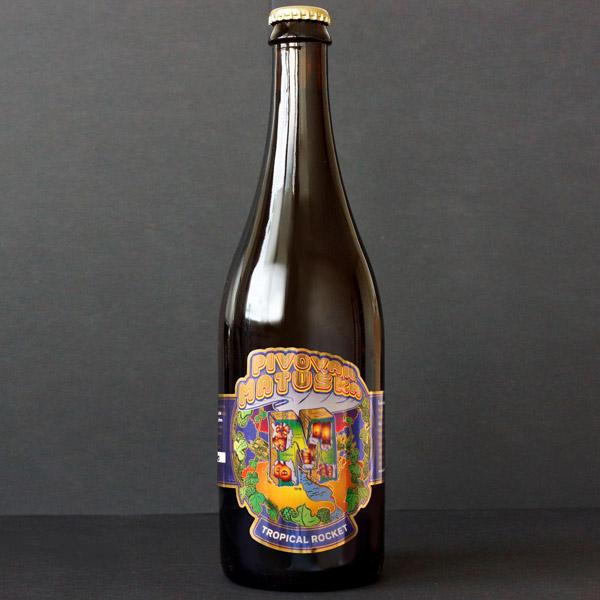 Tropical Rocket 17; Matuška; Matuška Raketa; IPA; Craft Beer
