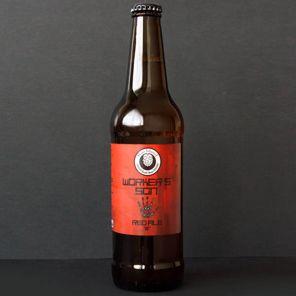 Remeselný pivovar; Beer Station; Rozvoz piva; Živé pivo; Remeselné pivo; Craft Beer; Worker;s Son 12; Rye Island; Pivo; Fľaškové pivo