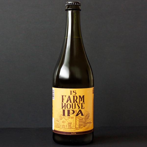 WYWAR; Farmhouse IPA 15; Craft Beer; Remeselné Pivo; Živé pivo; Beer Station; Fľaškové pivo; IPA;
