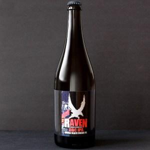 Raven; DBC IPA 20; IPA; Beer Station; pivo e-shop; remeselné pivo; remeselný pivovar; craft beer Bratislava; živé pivo; pivo; Distribúcia piva; Double Black Cream IPA; Tmavé pivo
