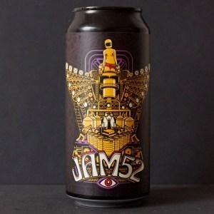 JAM 52; MAD Scientist; Maďarský pivovar; madarske pivo; APA; pivo; Craft Beer v plechovke; remeselné pivo