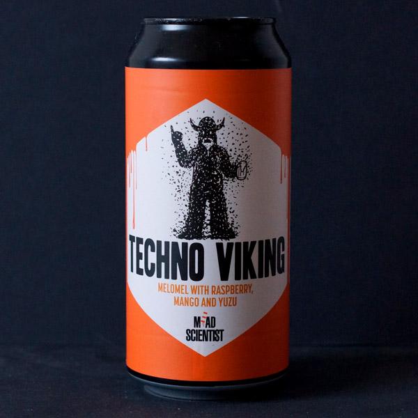 Techno Viking; MAD Scientist; Maďarský pivovar; madarske pivo; Medovina; pivo; Craft Beer v plechovke; remeselné pivo; mead scientist