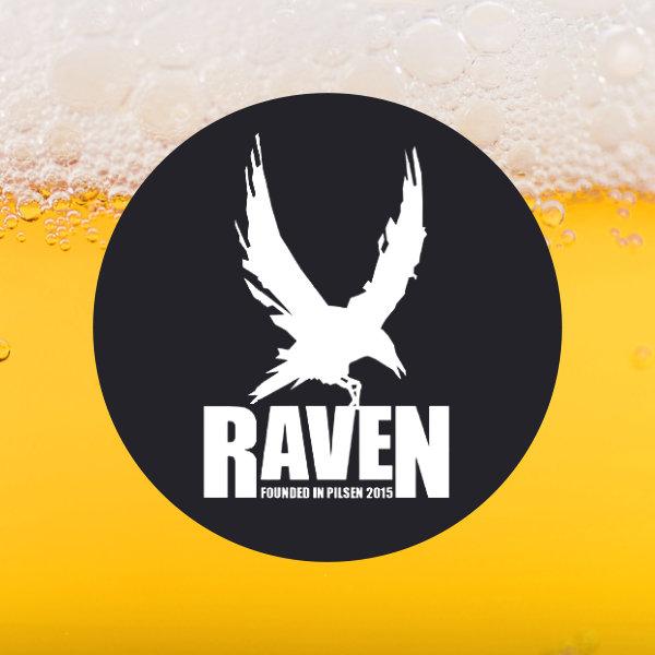 Raven; Rven 12; Lager; Beer Station; pivo e-shop; remeselné pivo; remeselný pivovar; craft beer Bratislava; živé pivo; pivo; Distribúcia piva; svetlý ležiak