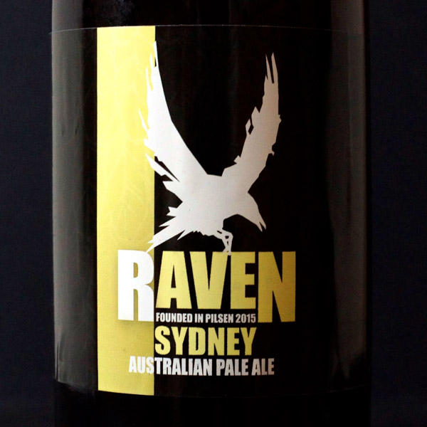 Raven; Sydney 13; IPA; Beer Station; pivo e-shop; remeselné pivo; remeselný pivovar; craft beer Bratislava; živé pivo; pivo; Distribúcia piva; pivovar Raven