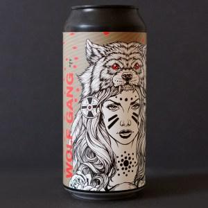Wolf Gang; MAD Scientist; Maďarský pivovar; madarske pivo; IPL; pivo; Craft Beer v plechovke; remeselné pivo; Indial Pale Lager
