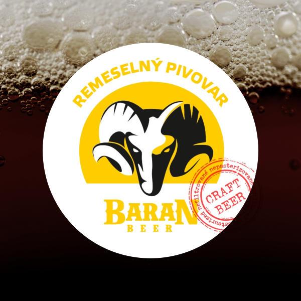 Remeselný pivovar; Beer Station; Rozvoz piva; Živé pivo; Remeselné pivo; Craft Beer; Čierna Ovca; Baran; Pivo; Čapované pivo; tmavé pivo