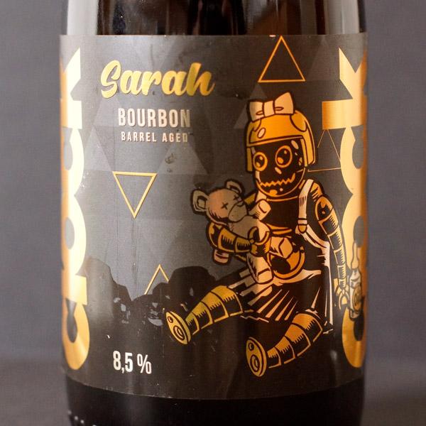 Sarah 24; Clock; Barrel Aged; Remeselné Pivo; Barley Wine; Beer Station; Pivovar Clock; Distribúcia piva; pivovar z Potštejna; Pivo; Fľaškové pivo