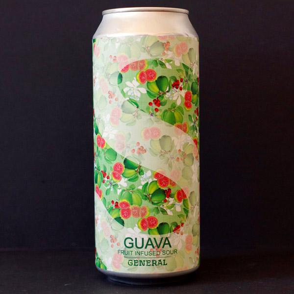 Pivovar General; Guava Sour 10; General; Beer Store; Craft Beer; Sour Ale