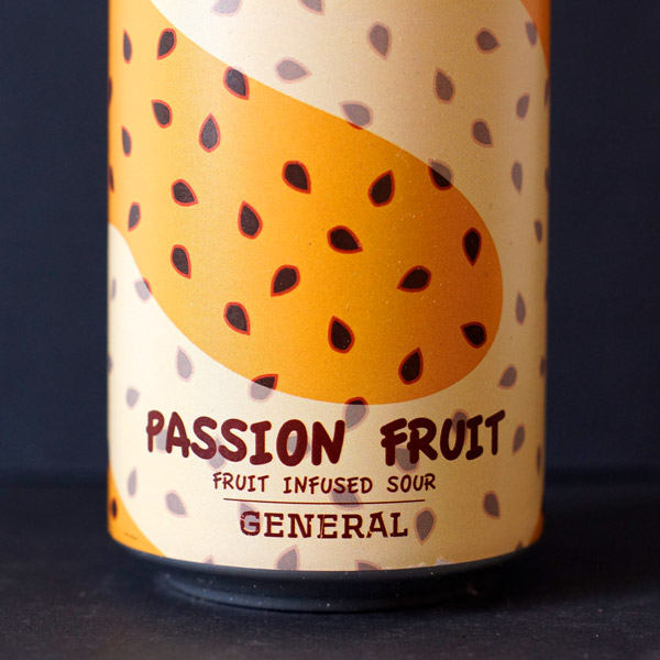 Pivovar General; Passionfruit Sour 10; IPA; Beer Store; Craft Beer; Sour Ale