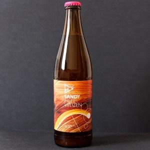 Funky Fluid; Sandy; Craft Beer; Remeselné Pivo; Hefeweizen; Beer Station; Fľaškové pivo; pšeničné; poľský pivovar; Distribúcia piva; Poľské pivo