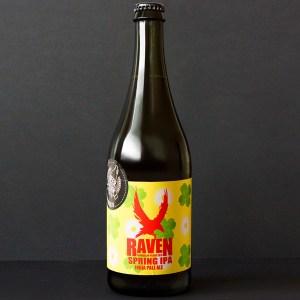 Raven; Spring IPA 14; IPA; Beer Station; pivo e-shop; remeselné pivo; remeselný pivovar; craft beer Bratislava; živé pivo; pivo; Distribúcia piva; pivovar Raven