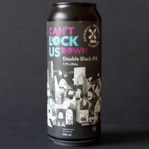 Rockmill; Can´t Lock Us Down; Craft Beer; Remeselné Pivo; Salon piva; Beer Station; Plechovkové pivo; Double Black IPA; Black IPA; Distribúcia piva; Poľský pivovar; Poľské pivo