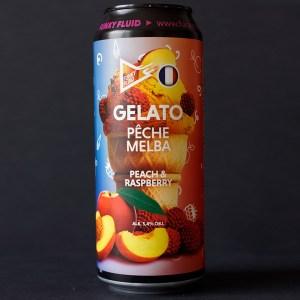 Funky Fluid; Gelato Peche Melba; Craft Beer; Remeselné Pivo; Pod vrchnakom; Beer Station; Plechovkové pivo; Fruit Sour Ale; Distribúcia piva; Poľské pivo