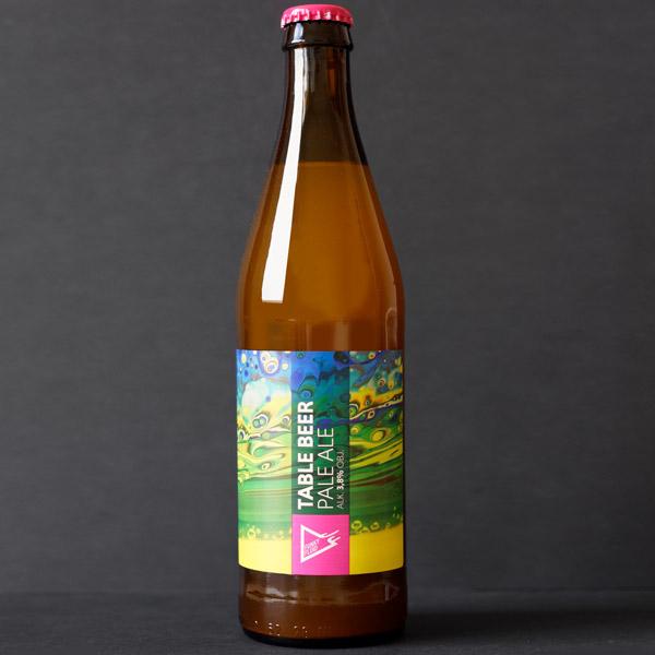 Funky Fluid; Table Beer; Craft Beer; Remeselné Pivo; Pod vrchnakom; Beer Station; Fľaškové pivo; NEPA; Distribúcia piva; Poľské pivo