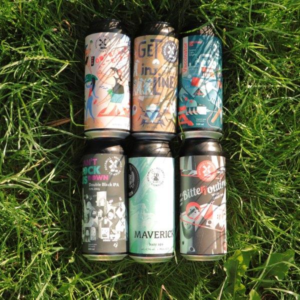 Rockmill; 6Pack #1; Craft Beer; Remeselné Pivo; Pod vrchnakom; Beer Station; Plechovkové pivo; Distribúcia piva; Poľské pivo