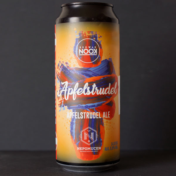 Nook; Apfelstrudel 14°; Craft Beer; Remeselné Pivo; Pod vrchnakom; Beer Station; Plechovkové pivo; Fruit Ale; Nepomucen; Distribúcia piva; Poľské pivo